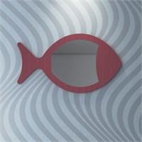 Eyibil Mobilya Balık Dekoratif Ayna 85X45 Cm