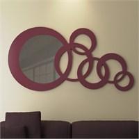 Eyibil Mobilya Okyanus Dekoratif Ayna 150X75 Cm