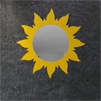 Eyibil Mobilya Güneş Dekoratif Ayna 90X90 Cm