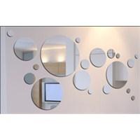 Daireler Dekoratif Ayna