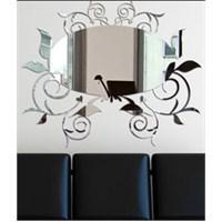 Elips Sarmaşık Eliptik Oturma Odası Aynası