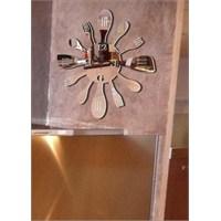 Mutfak kaşık Çatal Ayna