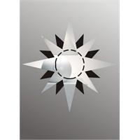 Pusula Dekoratif Ayna