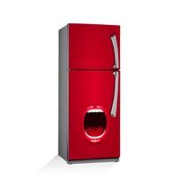 Artikel Kırmızı Dudak Buzdolabı Stickerı Bs-021