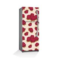 Artikel Çiçek Buzdolabı Stickerı Bs-027
