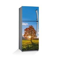 Artikel Doğan Güneş Buzdolabı Stickerı Bs-039