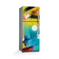 Artikel Colorful Buzdolabı Stickerı Bs-064