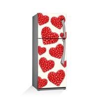 Artikel Kabarık Kalpler Buzdolabı Stickerı Bs-078