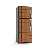 Artikel Çikolata Buzdolabı Stickerı Bs-123
