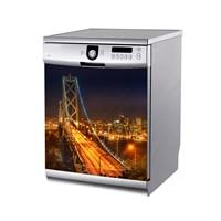 Artikel Işıklı Köprü Bulaşık Makinası Stickerı Bs-133