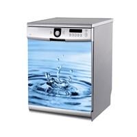 Artikel Su Damlası Bulaşık Makinası Stickerı Bs-147