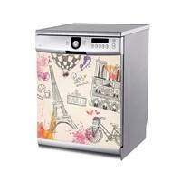 Artikel Paris-1 Bulaşık Makinası Stickerı Bs-180