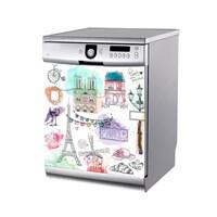 Artikel Paris-2 Bulaşık Makinası Stickerı Bs-181