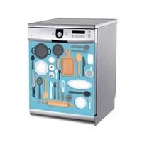 Artikel Mutfak Gereçleri-2 Bulaşık Makinası Stickerı Bs-185