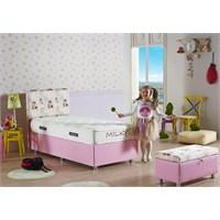 Mattrest Pinky Baza & Başlık Set 90X190