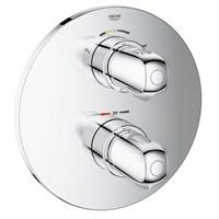 Grohe Grohtherm 1000 New 2 Yollu Entegre Yön Değiştiricili Termostatik Banyo Bataryası 19986000