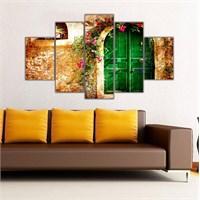 Ritmo Canvas Akdeniz Kapısı Canvas Tablo