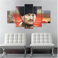 Ritmo Canvas Atatürk Canvas Tablo