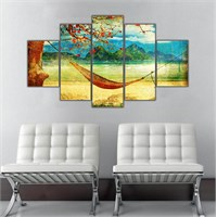 Ritmo Canvas Tatil Manzarası Canvas Tablo