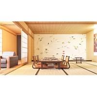 Iwall Resimli Dekoratif Fon Duvar Kağıdı 370X250