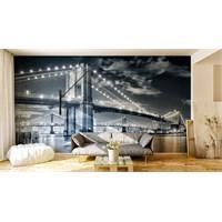 Iwall Resimli Köprü Duvar Kağıdı 180X130