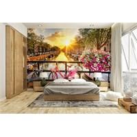 Iwall Resimli Nehir Duvar Kağıdı 180X130