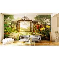 Iwall Resimli Orman Duvar Kağıdı 370X250