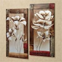 Artredgallery İki Parça 60X70 Fineart Tablo