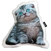 Gibidesing Magu Yavru Kedi Yastık