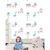 Bien Wallpaper 7450 Çocuk Odası Duvar Kağıdı