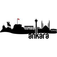Sticker Masters Ankara Siluet Duvar Sticker 3