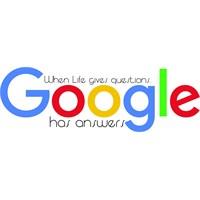 Sticker Masters Google Logo Ofis Duvar Sticker
