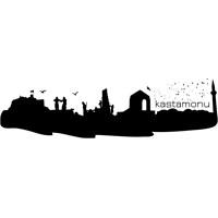 Sticker Masters Kastamonu Siluet Duvar Sticker