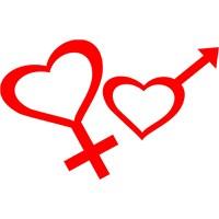 Sticker Masters Love Man And Women Duvar Sticker