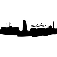 Sticker Masters Mardin Silueti Duvar Sticker<