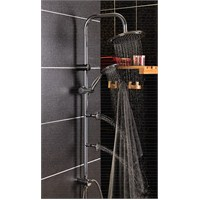 Dıamond Prizma Soft Multi - Jet Şemsiye Duş Sistemi