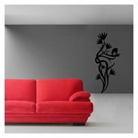 Artikel Ivy Kadife Duvar StickerDp-043 ve Tuz boyama