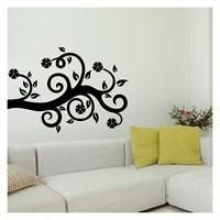 Karya Kadife Duvar Sticker 133X92 Cm