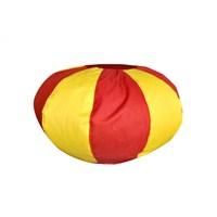 Freeandjoy Joy-150 Mini Ufo Polyester Kumaş Sarı-Kırmızı