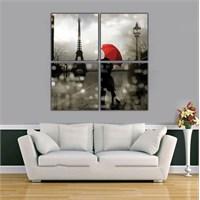 Ritmo Canvas Paris'te Aşk Kanvas Tablo