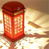 Uygun Dokunmatik Telefon Kulübesi Gece Lambası