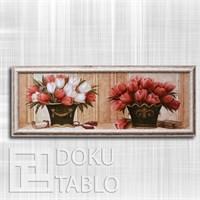 Doku- Art-Life Çerçeveli Tablo