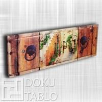 Doku - El Yapımı Sanatsal 3 Boyutlu Kasnaklı Tablo