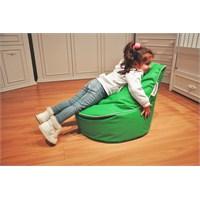 Pufumo Twingo Çocuk Armut Koltuk ( Yeşil )
