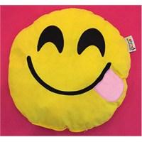 Pufumo Emoji Yastık ( Dilli )