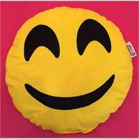 Pufumo Emoji Yastık ( Gülücük )