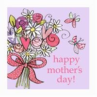 Dekorjinal Anneler Günü Mdf Tablo Mday035
