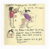 Dekorjinal Anneler Günü Mdf Tablo Mday037
