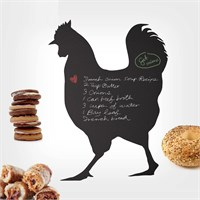 Dekorjinal Tavuk Yazılabilir Yaz Sil Sticker Ys30