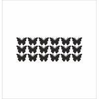 Dekorjinal Şişe Veya Kutu Yazılabilir Yaz Sil Sticker Ys70